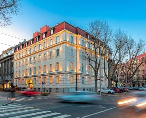 Hotel Le Premier Zagreb