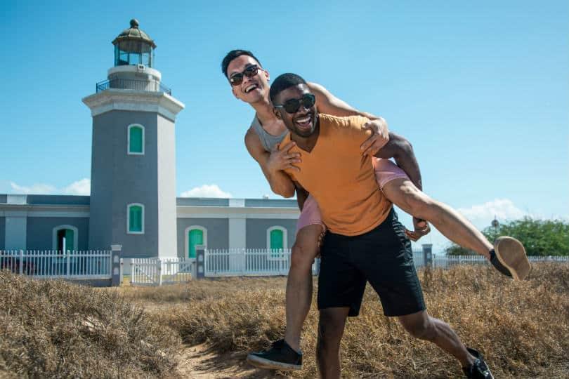 La Playuela lighthouse