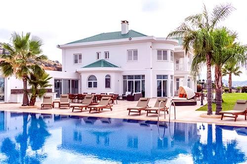 Mansion in Limassol Cyprus