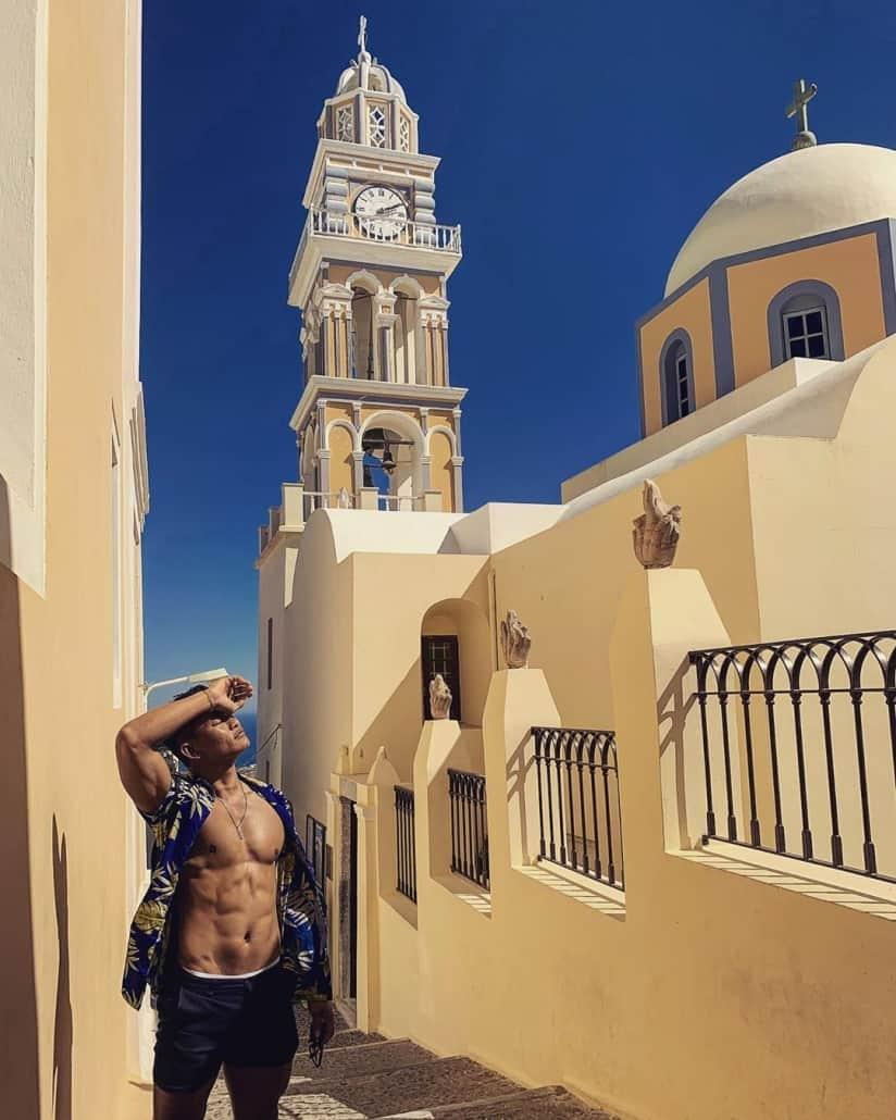Gay Tour Santorini