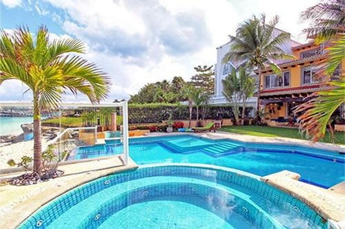 geräumige Villa in Cancun