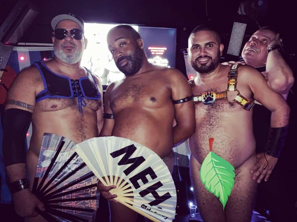 The Bear Tavern, Puerto Rico