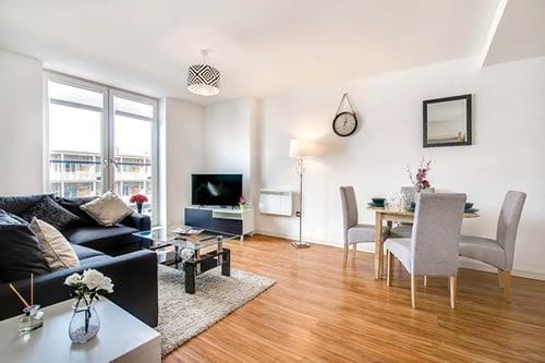 ArcadianE Birmingham Apartment
