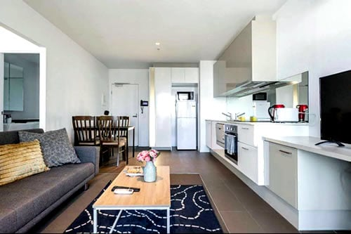 City View Apartment in Melbourne