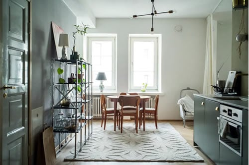 Design district Helsinki Apartment