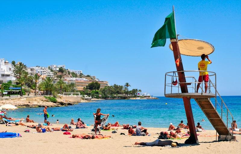 Figueretas-Beach