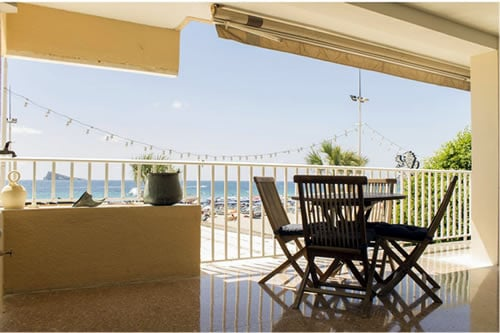Great Beach View Benidorm Apartment