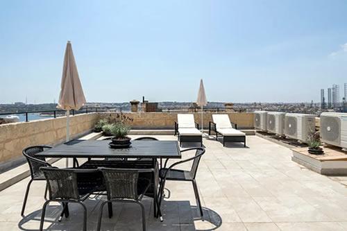Historical Duplex Malta