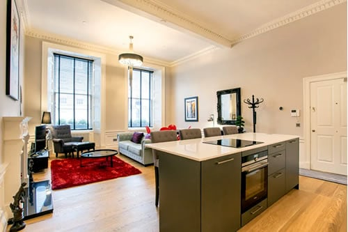 Luxury Retreat Apartment Edinburgh