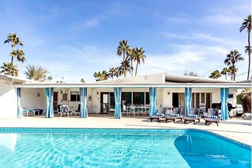 Mid-Century Oasis Palm Springs