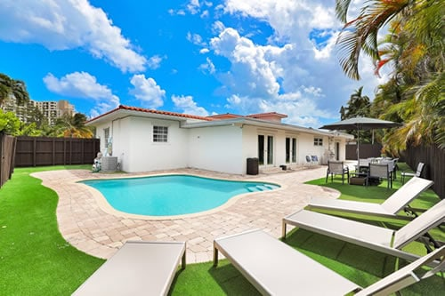 Modern 6BR Estate Fort Lauderdale