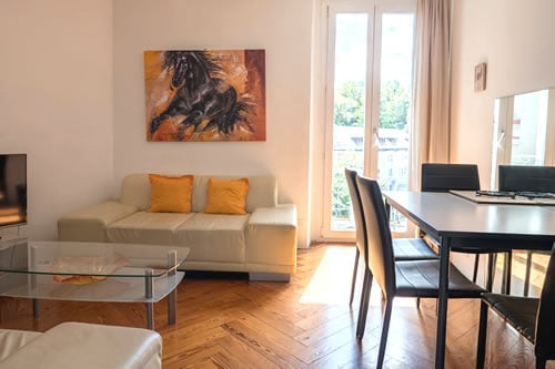 Montriond forest Apartment in Lausanne