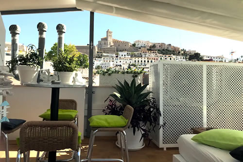 Old Town Port Ibiza Apartment