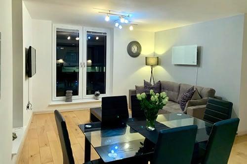 Penthouse Birmingham Apartment