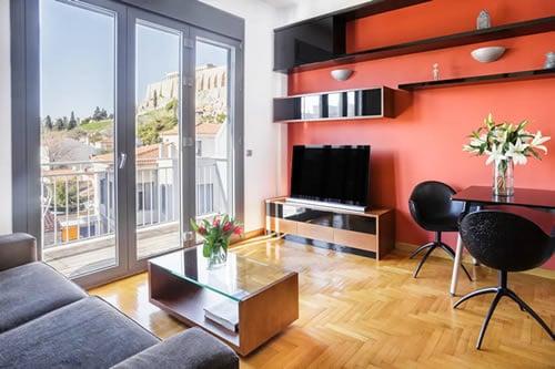 Penthouse Suite Plaka Athens