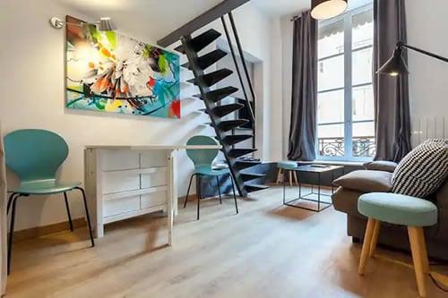 Place des Terreaux Apartment in Lyon