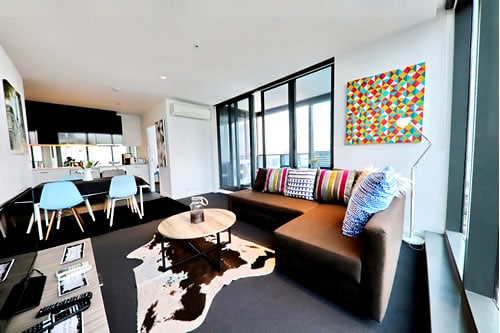 Sea View Apartment in Melbourne