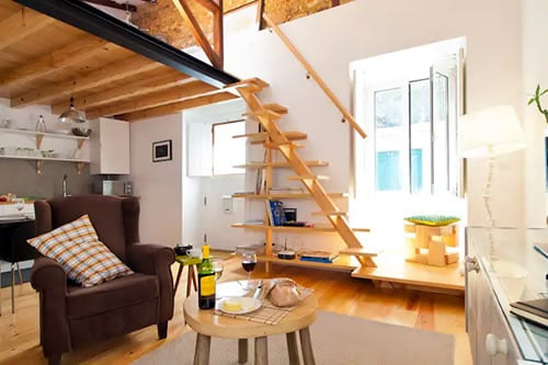 Sky View Apartment in Lisbon