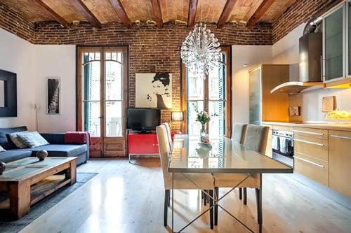 Spacious Loft Barcelona