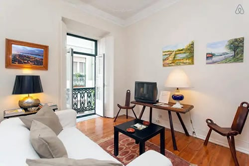 Sunshine 1 Apartment in Lisbon