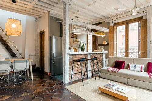 Terrific Location Apartment in Madrid
