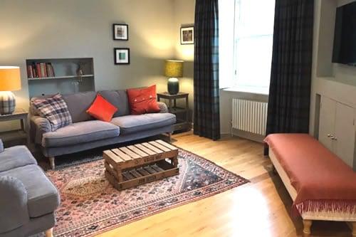 Town flat Apartment Edinburgh