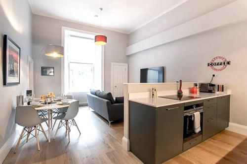 York Place Apartment Edinburgh