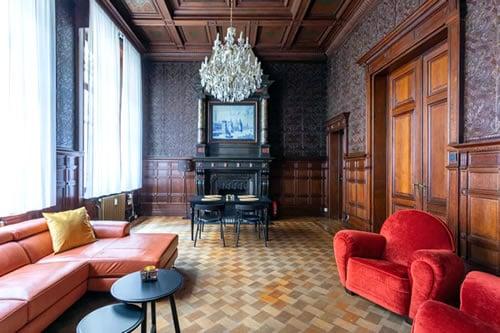 hidden treasure Antwerp