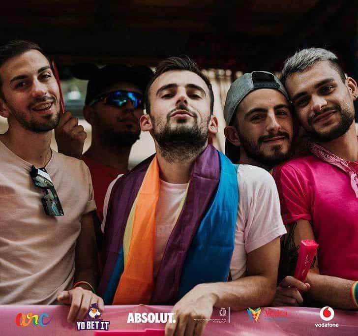 Malta Gay Pride Parade