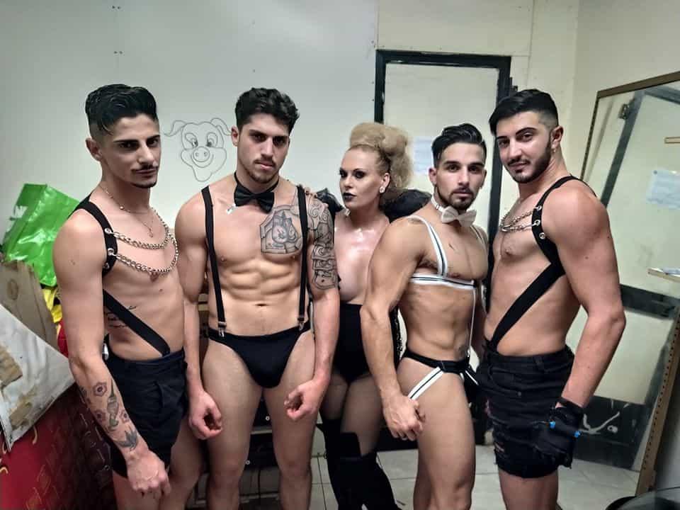 michelangelo gay club
