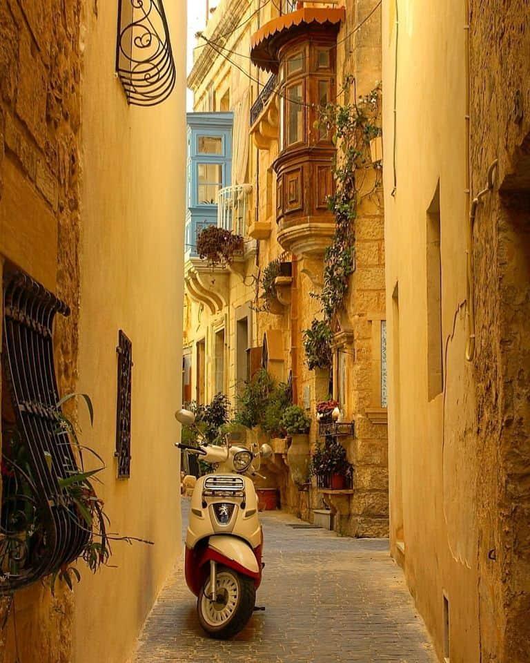 Malta Old Town