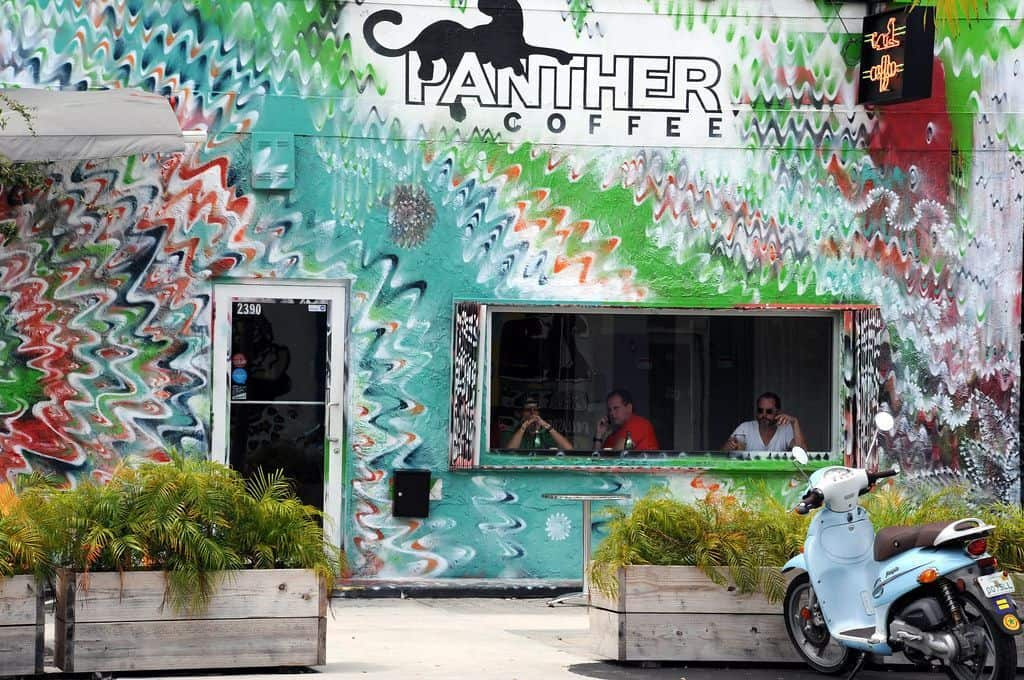 panther coffee