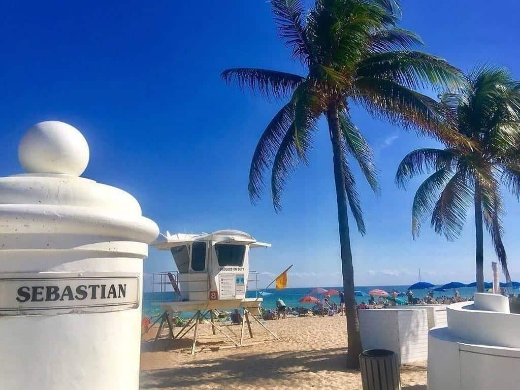 Sebastian Beach Gay Fort Lauderdale