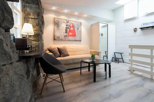 101-Center Apartment in Reykjavik