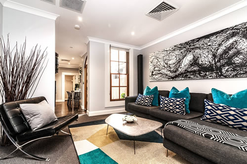 66 Stylish Apartment in Sydney