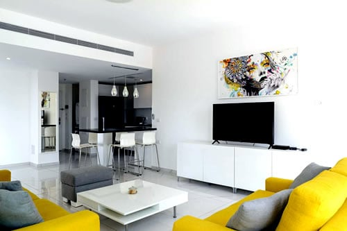 Bezalel Market Apartment in Tel Aviv