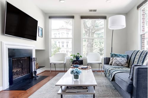 Bright & Relaxed Apartment in Washington