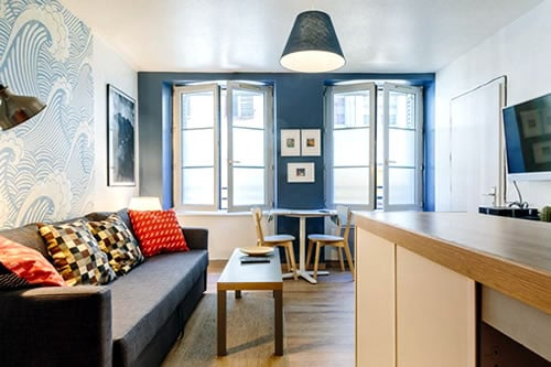 Central Station Apartment in Strasbourg
