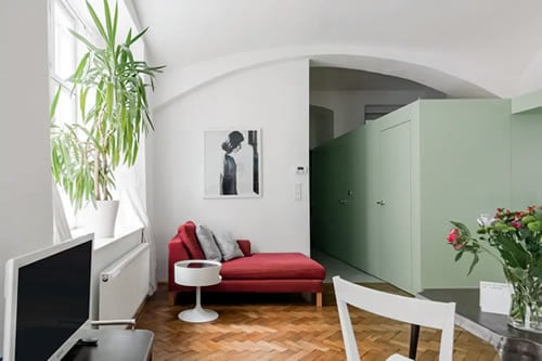 Design District Apartment in Vienna