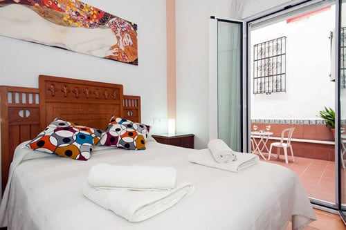 Hart of City Apartment in Seville