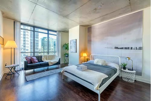 Loft Downtown Apartment in Orlando