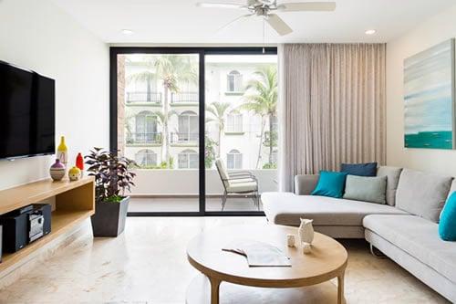 Modern Complex Apartment in Playa del Carmen