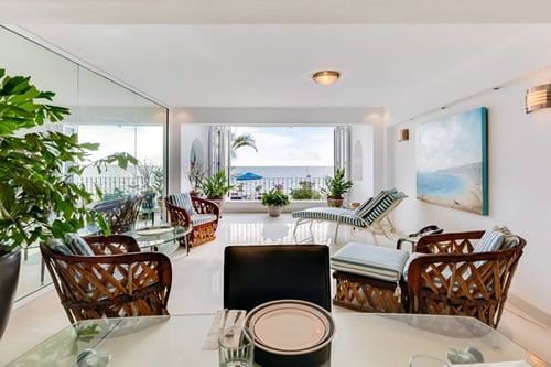 Oceanfront Apartment in Puerto Vallarta