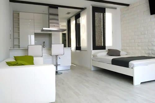 Penthouse Loft Apartment in Valencia