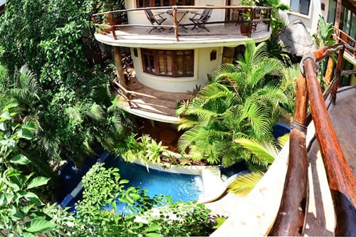 Private Jacuzzi Apartment in Playa del Carmen