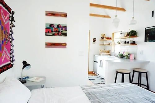 Tiny House Apartment in Portland