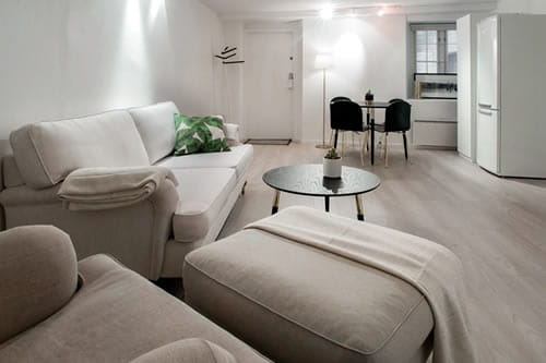 UNIQUE Apartment in Stockholm
