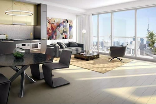 Yonge Apartment in Toronto