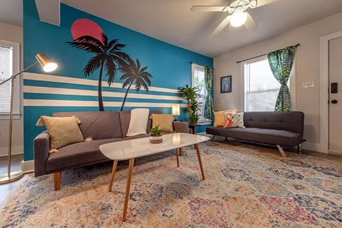 downtown bungalow Apartment in St Pete