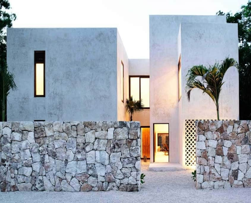 Mayan Jungle House